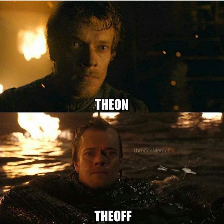 He'll never be Theon again