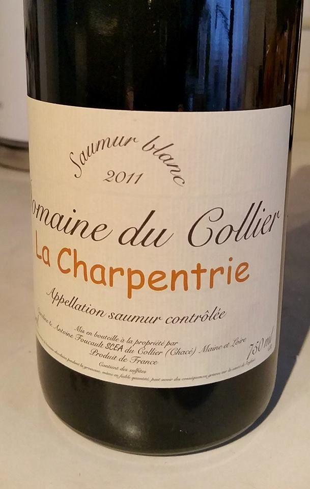 Auch der Sohn Antoine (von Clos Rougeards) macht Weine die 'nicht von schlechten Eltern' sind! Günstiger, nicht so schwer zu bekommen und fast Ebenbürtig.