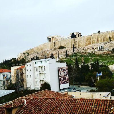 Athens, acropolis, Parthenon