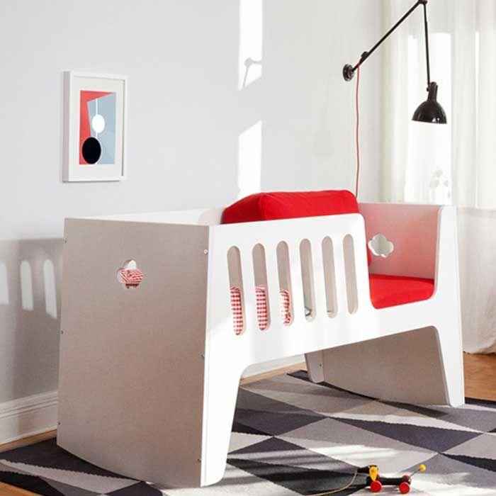 Good Rocky Bed By Jäll U0026 Tofta · Convertible FurnitureConvertible CribJunior  BedMultifunctional FurnitureNursery FurnitureToddler BedKid BedsCotsAll In  One