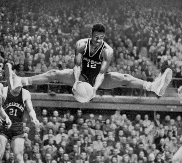 Oscar Robertson - The Big O                                                                                                                                                                                 Mehr