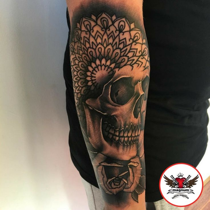 Niall Shannon's awesome ink done with #magnumtattoosupplies 👌👊👊