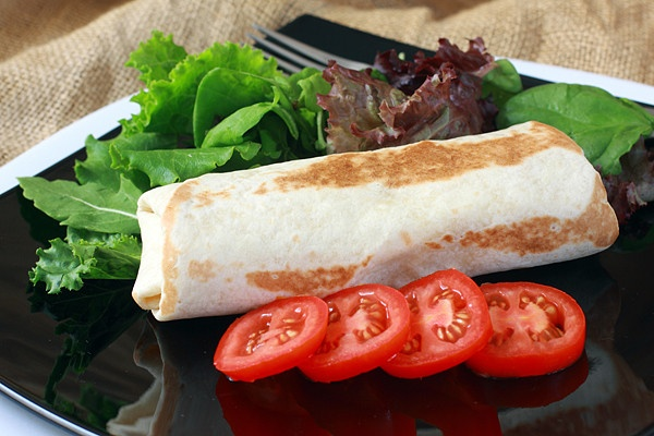 Healthy brown bag lunch ideas