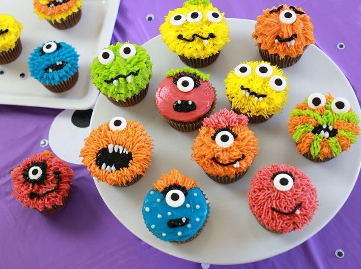 Halloween Muffins Deko Selber Machen 50 Schaurig Susse Ideen In Bildern Halloween Food Cupcakes Halloween Desserts Halloween Cakes