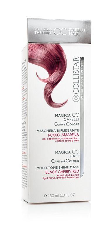 Magica CC Capelli Rosso Amarena#Collistar #MagicaCC #capelli #colore #nuance #tinta #color #rosso #red #amarena