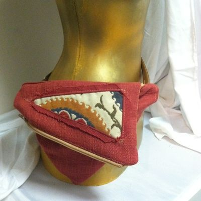 Bum bag 2.0 by Stank Weasel, Raleigh, NC