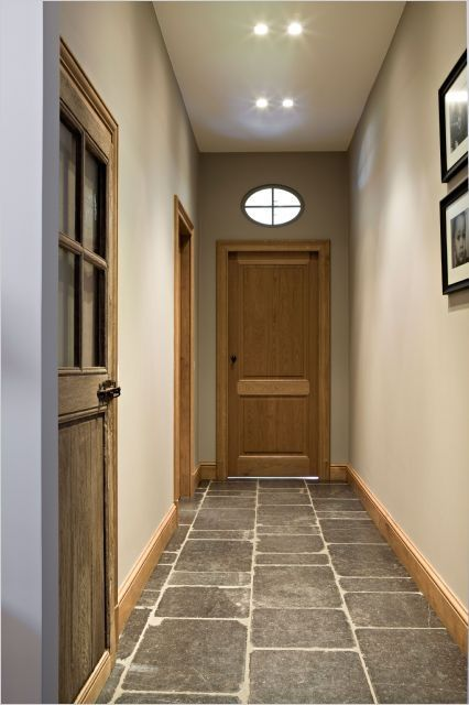 Love My Belgian Bluestone. Find This Pin And More On Floors Of Stone ...