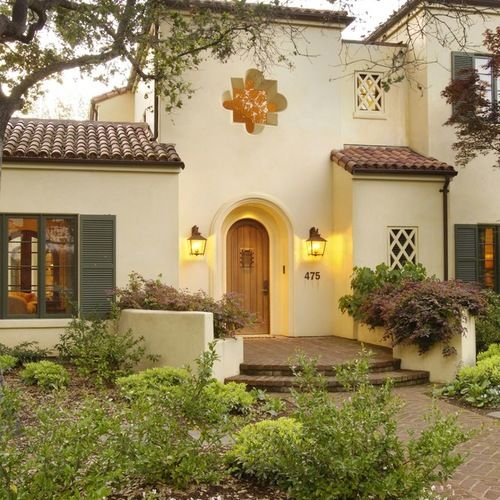 Dream Spanish Style Home Exterior Design Ideas Remodels: 17 Best Ideas About Spanish Courtyard On Pinterest