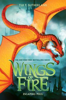 Escaping Peril - Wings of Fire Wiki (YAAAAAAAAHHHHHHHHHHHH!!!!!!!)  WINGS ON FIRE WHOOOOO