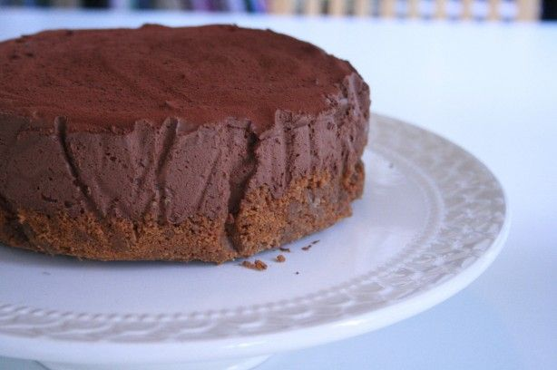 bastogne choco taart