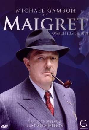 Maigret - Seizoen 1  De norse commissaris Maigret is een creatie van de van oorsprong Belgische auteur Georges Simenon (1903-1989). Naast een eeuwig slecht humeur heeft Maigret nog enkele andere kenmerken: zijn pijp die hij onophoudelijk rookt de sterke drank die hij met liefde nuttigt in donkere obscure cafeetjes en niet te vergeten zijn onorthodoxe manier van werken wanneer hij ingewikkelde moorden en andere misdrijven oplost. Jules Maigret wordt in deze versie vertolkt door niemand minder…