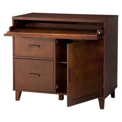 target - hidden computer desk | For My Home - Office ...