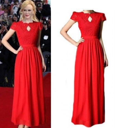 Celebrity Evening Maxi Dresses - Tbdress.com