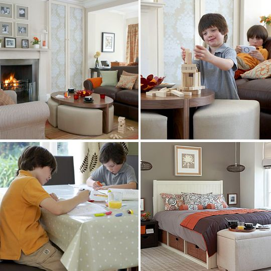 Kid Friendly Decorating My Home Ideas
