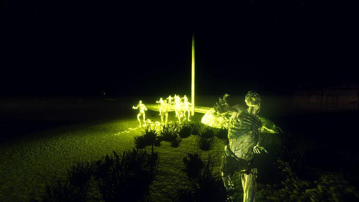 FALLOUT NV: Glowing Ghouls at Fallout New Vegas Nexus