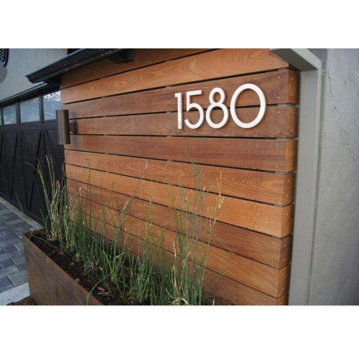 9 Best House Address Plaques & Rocks Images On Pinterest