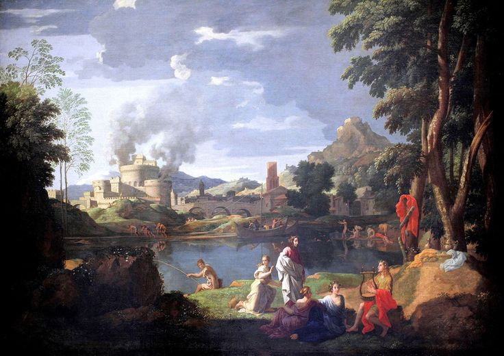 poussin-nicolas-landscape-with-orpheus-and-eurydice.-fine-art-print-poster.-sizes-a1-a2-a3-a4-003433--7326-p.jpg (1169×827)