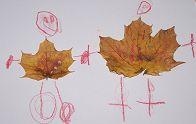 fall crafts for kindergarten   Fun, Easy Preschool Fall Crafts
