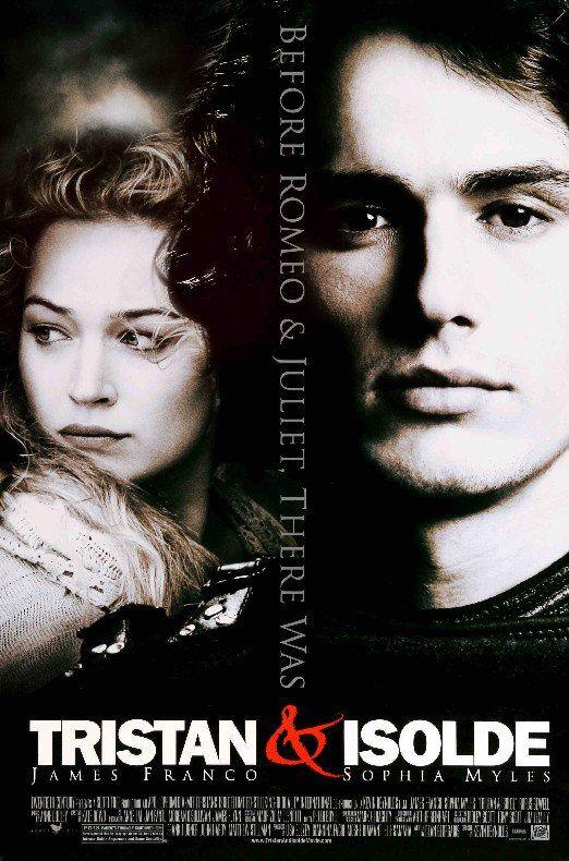 Tristan & Isolde (2006) Original One Sheet Movie Poster
