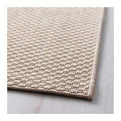 """MORUM Rug, flatwoven, beige indoor/outdoor beige - indoor/outdoor beige - 2 ' 7 """"x6 ' 7 """" - IKEA"""
