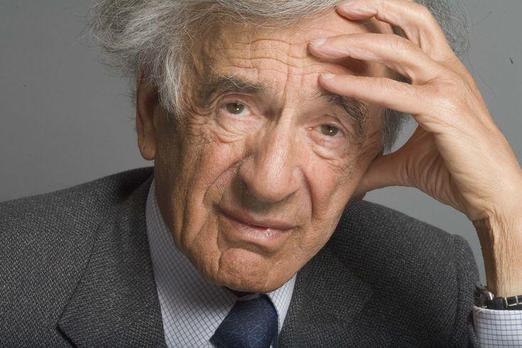Prix Nobel de la paix, écrivain et philosophe américain, Élie Wiesel s'est éteint le 2 juillet 2016 à New York.  Issu d'une famille juive roumaine, il est déporté à l'âge de 15 ans avec sa famille à Auschwitz puis Buchewald.  Il y perdra, sa mère, son père et une de ses trois sœurs.  La Nuit, est son œuvre qui décrit cette période de sa vie. Venez apprendre à connaître ce grand homme à travers ses œuvres littéraires que votre bibliothèque possède!