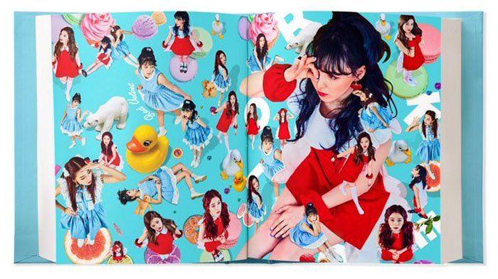 Red Velvet Comeback - Wah, Ada Kata Telolet Dalam Teaser Lagu Rookie, Benarkah?