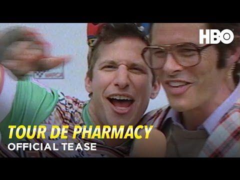 HBO's 'Tour De Pharmacy' Mockumentary Trailer   HYPEBEAST