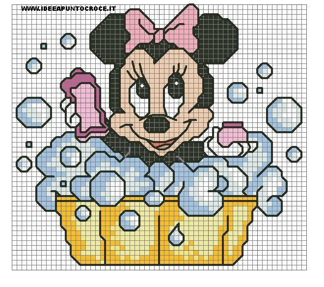 SCHEMA MINNIE BAGNETTO