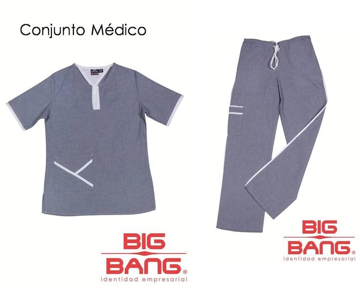 TumblrBIGBANG cuenta con una importante gama de uniformes medicos diseñados y confeccionados con los más altos estándares de calidad. Visitanos en www.biggang.mx