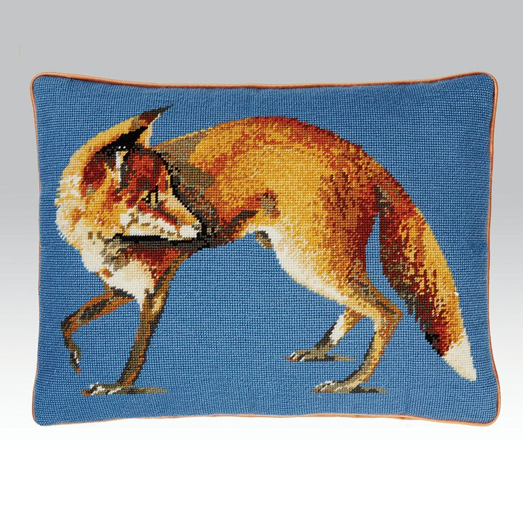 17 Best Images About Tapestry Cushions On Pinterest