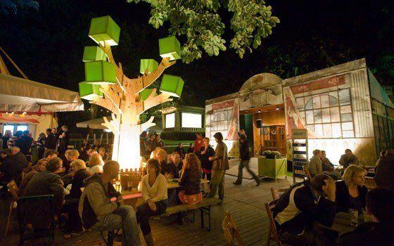 Noorderzon-Festival für darstellende Künste in Groningen