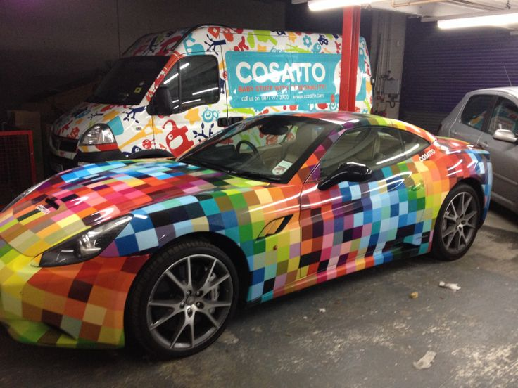 180 Best Images About Car Wraps And Custom Paint Jobs On