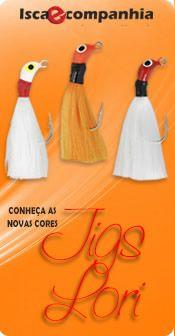 ISCAS ARTIFICIAIS | ISCA E COMPANHIA
