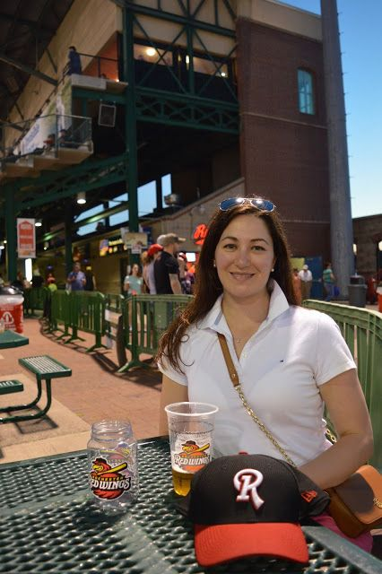 Celebrating this Life: Rochester Red Wings