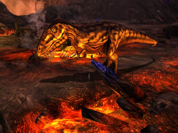 Region VIII Giganotosaurus
