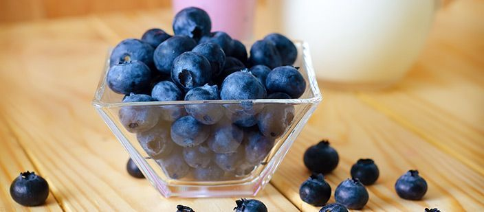 7 Healthy Reasons to Eat More Blueberries