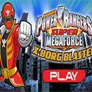 Power Rangers Super Megaforce: X-borg Blaster