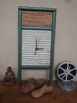 old washboard crafts - - Yahoo Image Search Results