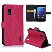 Funda Nexus 4 - Flip con Stand - Rosa  AR$ 75,18