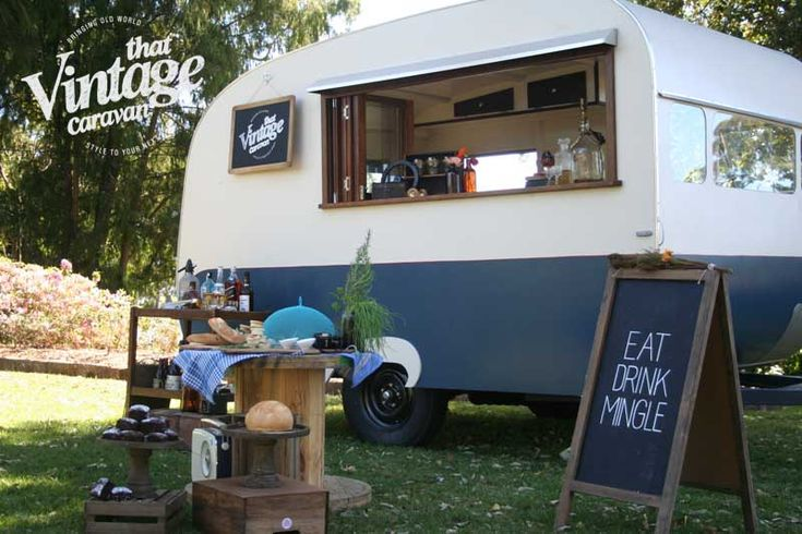 Vintage mobile bar vintage trailers pinterest to be - Mobile bar vintage ...
