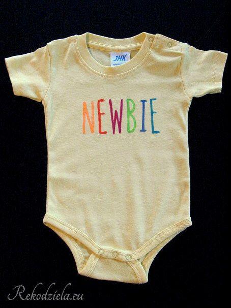 Body Newbie | rekodziela.eu #body for #child #newbie #yellow