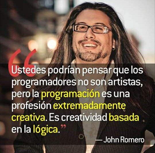 John Romero.