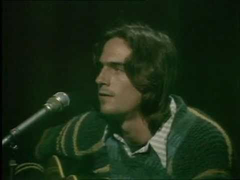 "JAMES TAYLOR / FIRE & RAIN (1970) -- Check out the ""Super Sensational 70s!!"" YouTube Playlist --> http://www.youtube.com/playlist?list=PL2969EBF6A2B032ED"