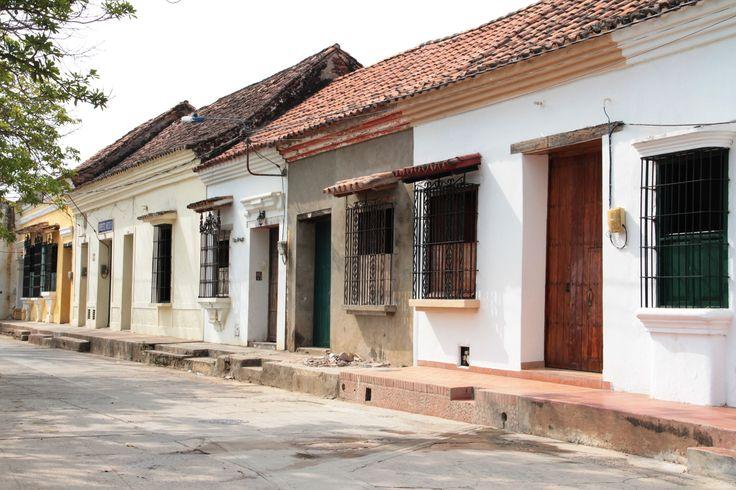 Calles de Mompox