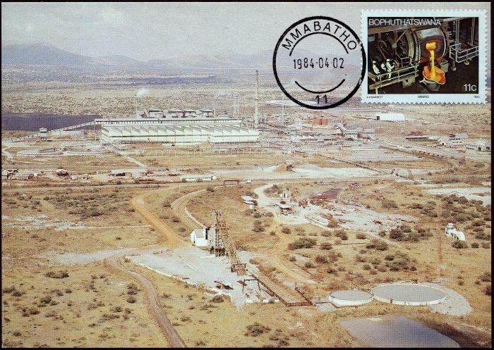 Impala Platinum Mine