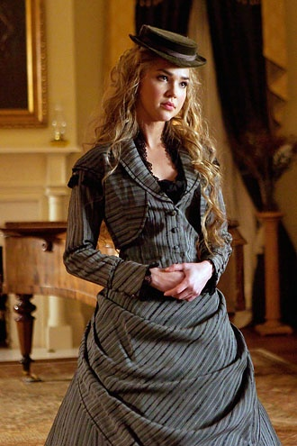 Day 9 of The Vampire Diaries 30 Day Photo Challenge - Favorite Secondary Character Lexi is one of my favorite characters on the show.  I love her.  The writers made a big mistake killing her, and I can't believe that she has now moved on.