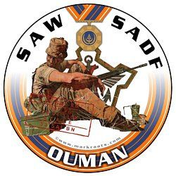 ouman. Every ex SADF/SAAF soldier understands this and the camaraderie associated with it.