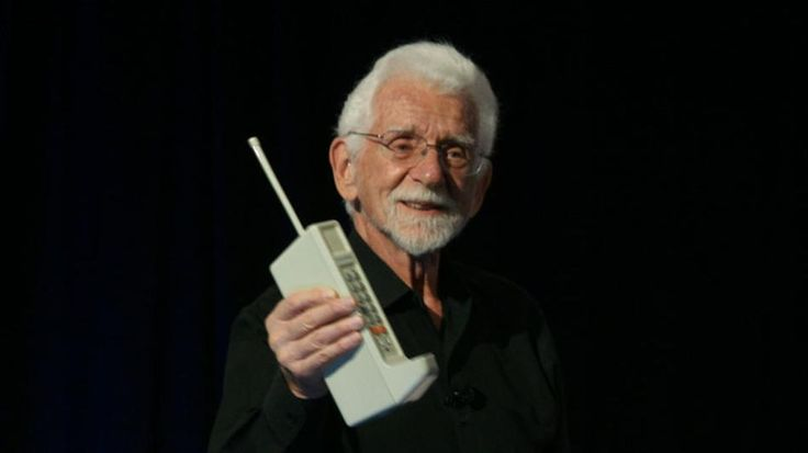 On April 3, 1973 -- exactly 40 years from today -- Motorola employee Marty Cooper made the first mobile phone call.