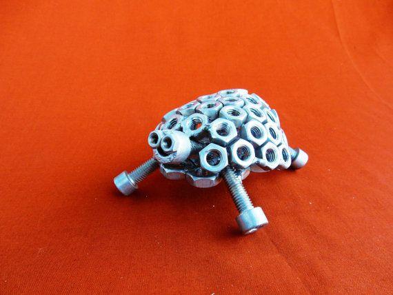 tartaruga  regalo natale tartaruga acciaio di stevieacciaio