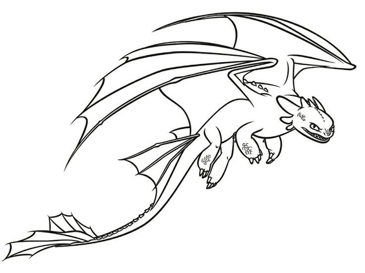 Dragon of Berk | Silhouette Patterns & Tips | Pinterest | Dragon